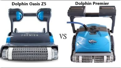 Photo of Dolphin Oasis Z5 vs Dolphin Premier Pool Cleaner