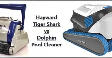 Photo of Hayward Tiger Shark vs Dolphin Pool Cleaner