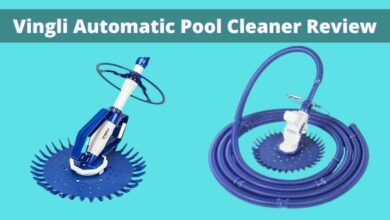 Photo of VINGLI Automatic Pool Cleaner Review