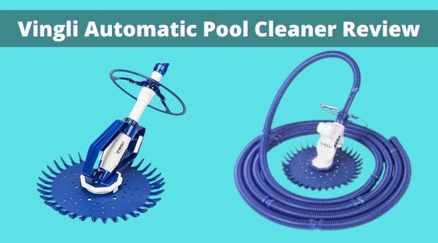 vingli automatic pool cleaner