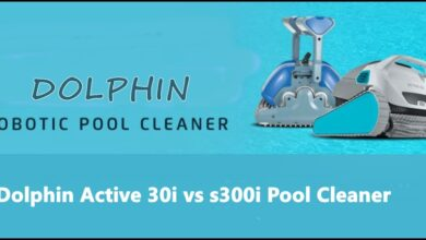 Dolphin Active 30i vs s300i