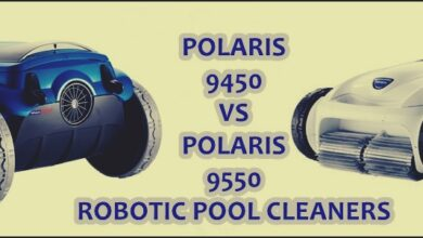 Polaris 9450 vs 9550