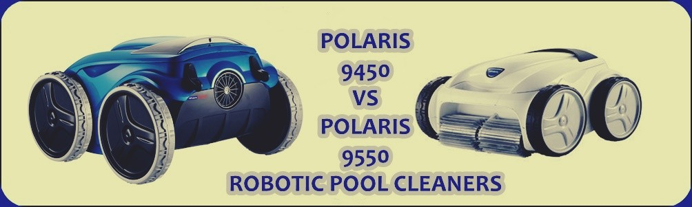 Polaris 9450 vs 9550