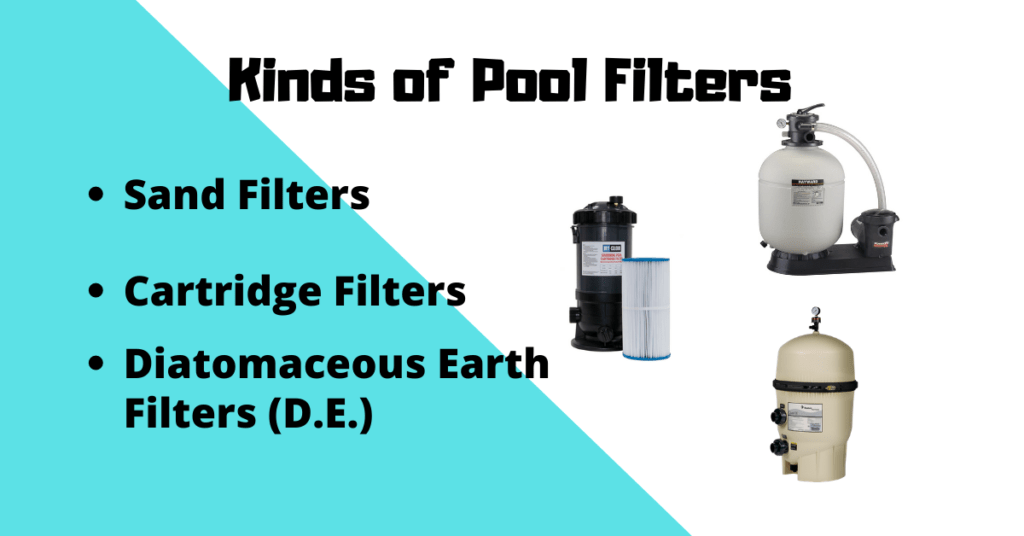 Kinds of Pool Filters