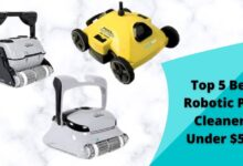 Photo of Top 5 Best Robotic Pool Cleaners Under $500