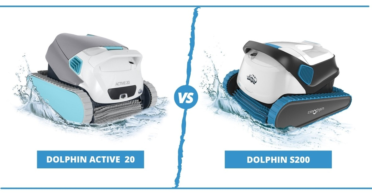 Dolphin Active 20 vs s200