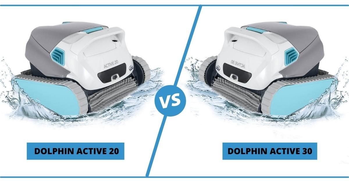 Dolphin Active 20 vs 30
