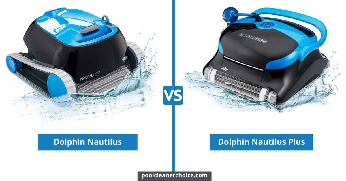 Dolphin Nautilus vs Nautilus Plus